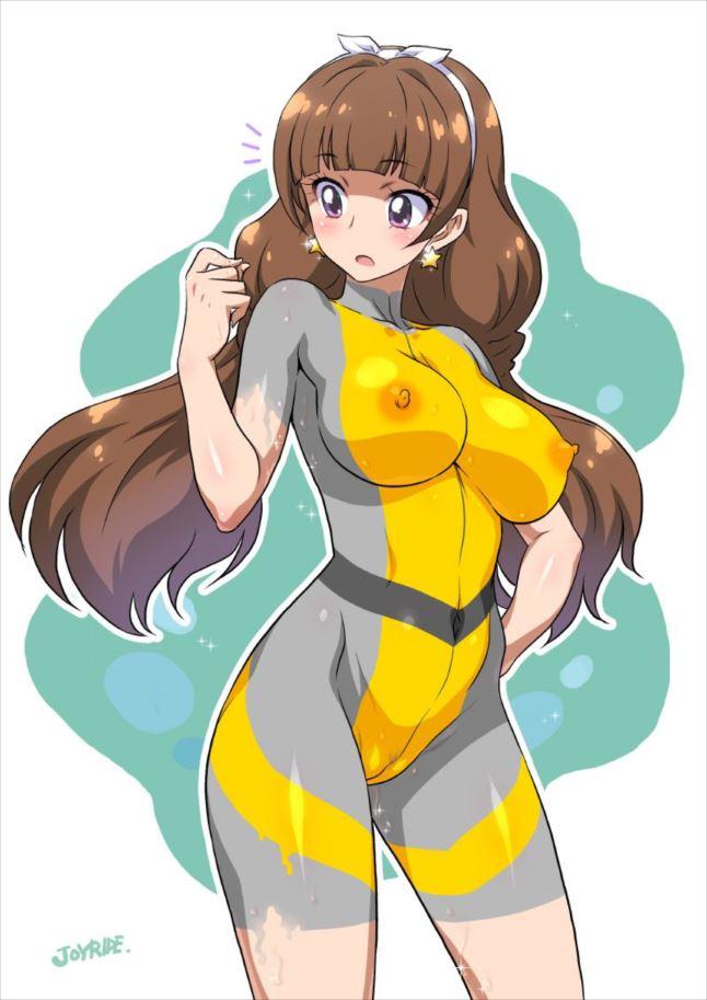 【2次】Go!プリンセスプリキュアのエロ画像