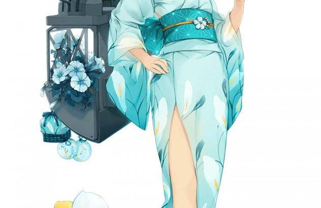 【2次】【割烹着(かっぽうぎ)着物(きもの)】和服(わふく)のエロ画像4